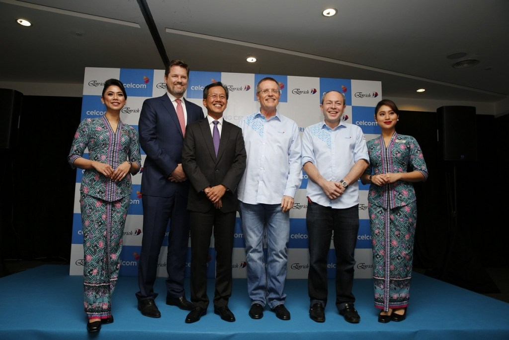 Celcom and Malaysia Establishes Airlines Long-Term Partnership