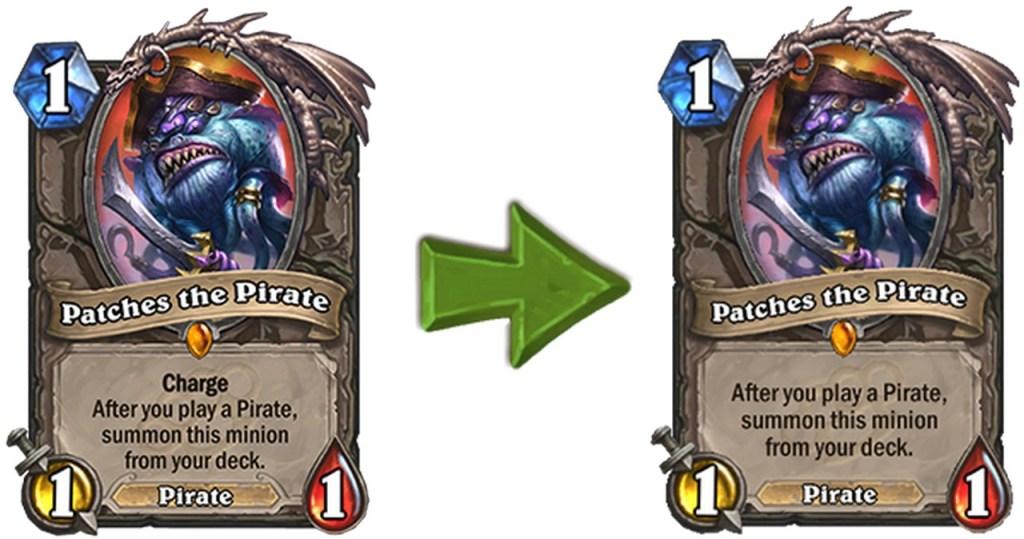 Blizzard Announces Hearthstone Balance Changes