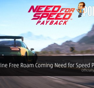 Online Free Roam Coming to Need for Speed Payback