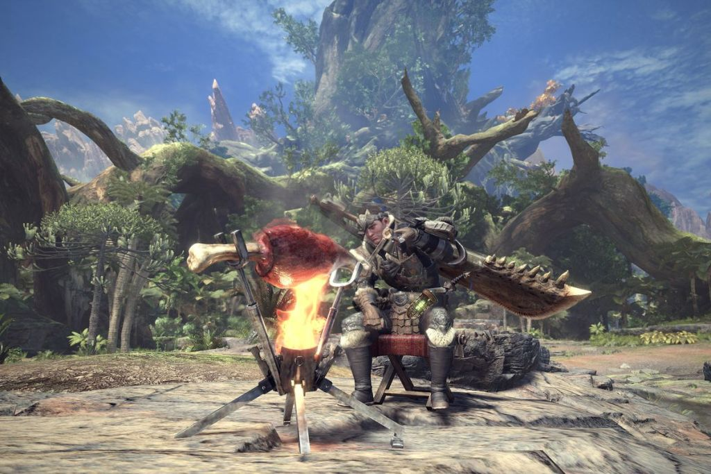 Monster Hunter World For the Nintendo Switch?