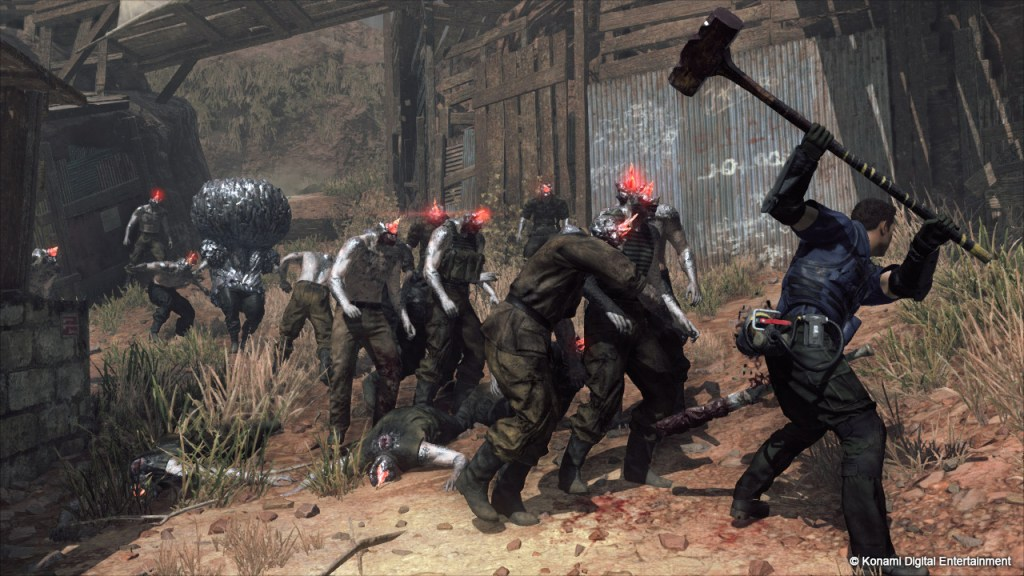 Second Beta for Metal Gear Survive Announced