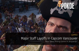 Major Staff Layoffs in Capcom Vancouver
