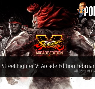 Street Fighter V: Arcade Edition February Patch