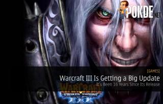 Warcraft III Is Getting a Big Update