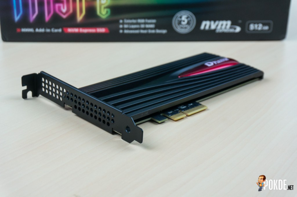 Plextor M9PeY 512GB NVMe PCIe SSD review — satisfying your need for speed with flying colors! 30