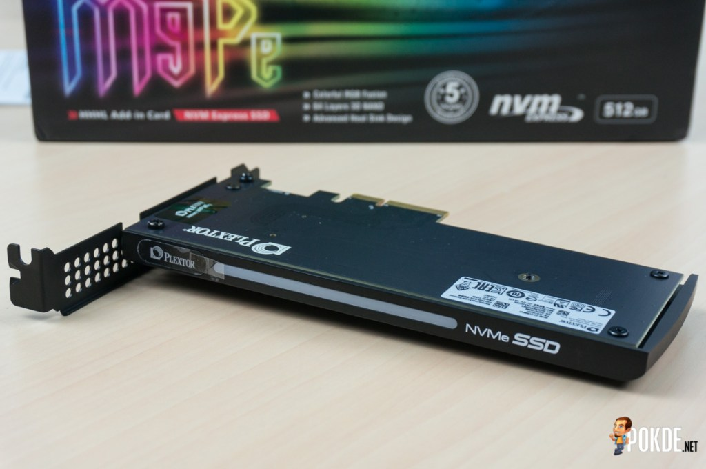 Plextor M9PeY 512GB NVMe PCIe SSD review — satisfying your need for speed with flying colors! 29