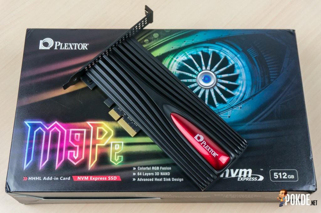 Plextor M9PeY 512GB NVMe PCIe SSD review — satisfying your need for speed with flying colors! 28