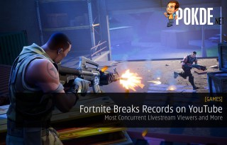 Epic Games' Fortnite Breaks A Few Records on YouTube