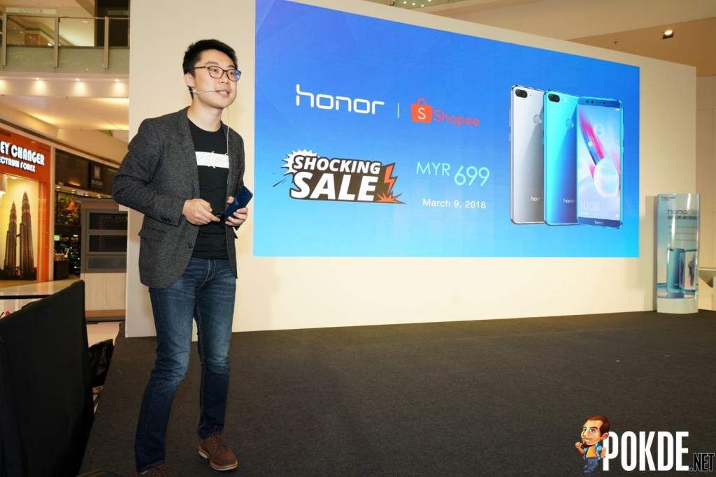 honor Launches honor 9 Lite - Available through partner