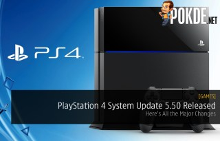 PlayStation 4 System Update 5.50 Released