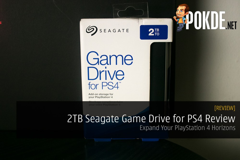 2tb Seagate Game Drive For Ps4 Review Expand Your Playstation 4