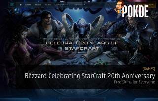 Blizzard Celebrating StarCraft 20th Anniversary