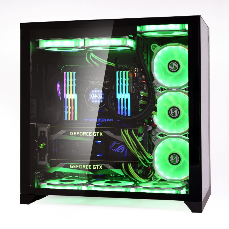 Lian Li Present PC-O11 Dynamic - Featuring A Multi-Chamber
