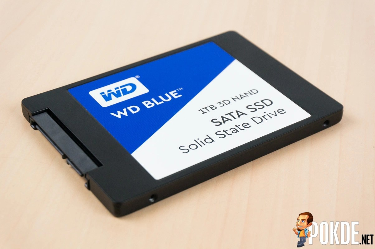 WD Blue 3D NAND SATA SSD 1TB Review — definitely worth your
