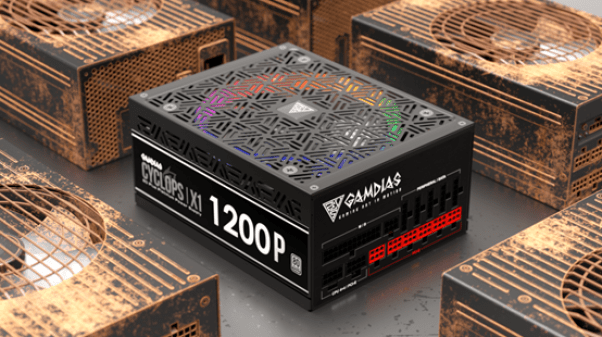 GAMDIAS Teases Computex 2018 Taipei Lineup
