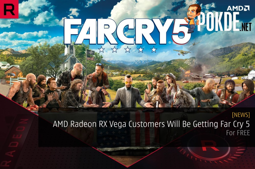 AMD Radeon RX Vega Customers Will Be Getting Far Cry 5 For FREE 22