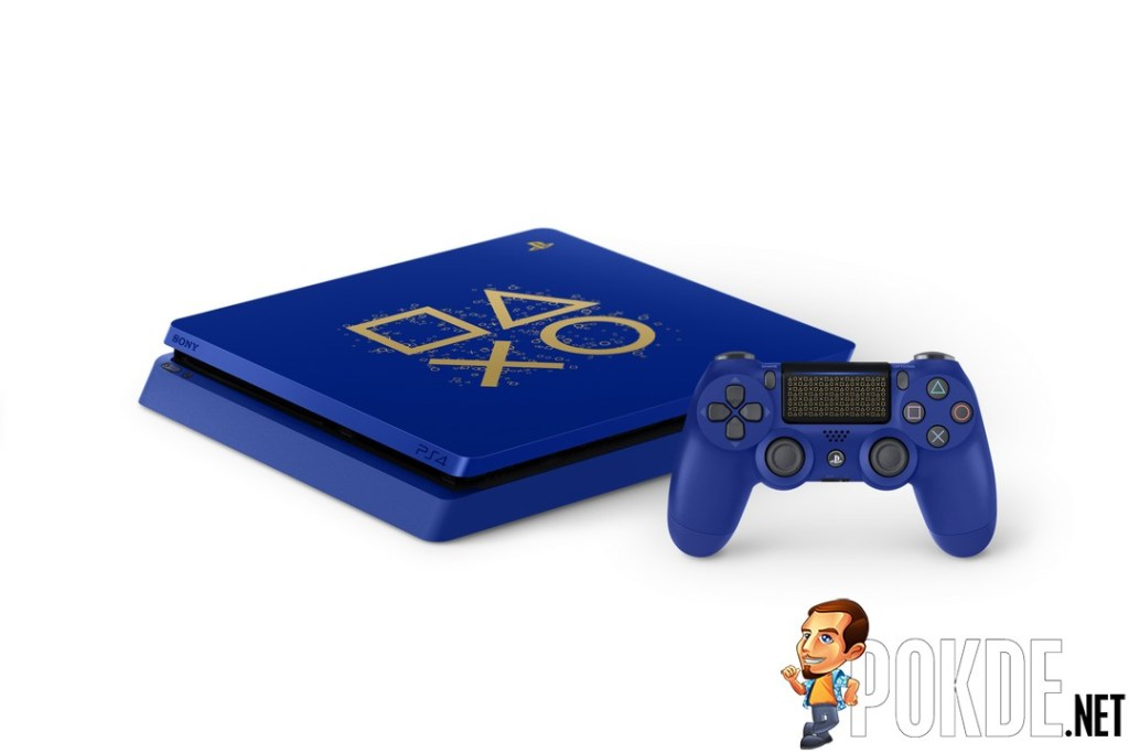 """Limited Edition PlayStation 4 """"Days of Play"""" Variant Revealed"""