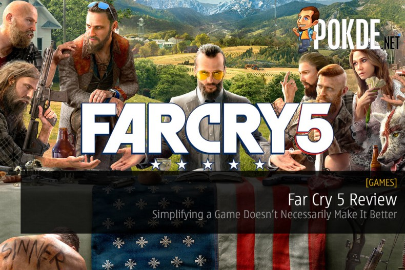 Far Cry 5 Review Ubisoft