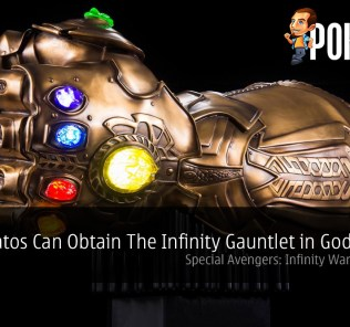 Kratos Can Obtain the Infinity Gauntlet in God of War - Special Avengers: Infinity War Easter Egg