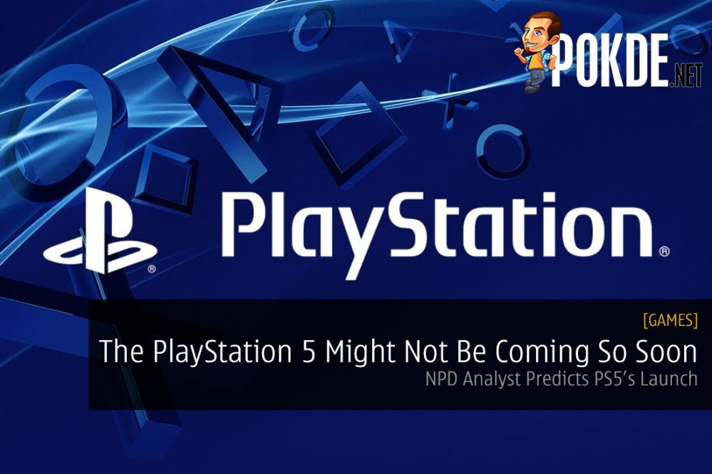 The PlayStation 5 Might Not Be Coming So Soon - NPD Analyst Predicts PS5's Launch