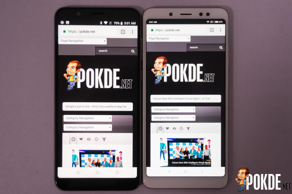 ASUS ZenFone Max Pro (M1) vs Xiaomi Redmi Note 5 — will the