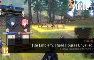 E3 2018: Fire Emblem: Three Houses Unveiled