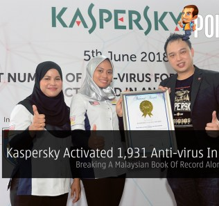Kaspersky Activated 1,931 Anti-virus In TAR UC — Breaking A Malaysian Book Of Record Along The Way 29