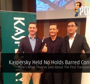 Kaspersky Held No Holds Barred Conference - Here's What They've Said About The First Transparency Center 28
