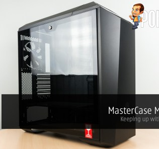 MasterCase MC500M by Cooler Master Review — keeping up with the times 33