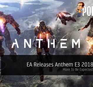 EA Releases Anthem E3 2018 Teaser