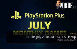 PS Plus July 2018 FREE GAMES Lineup