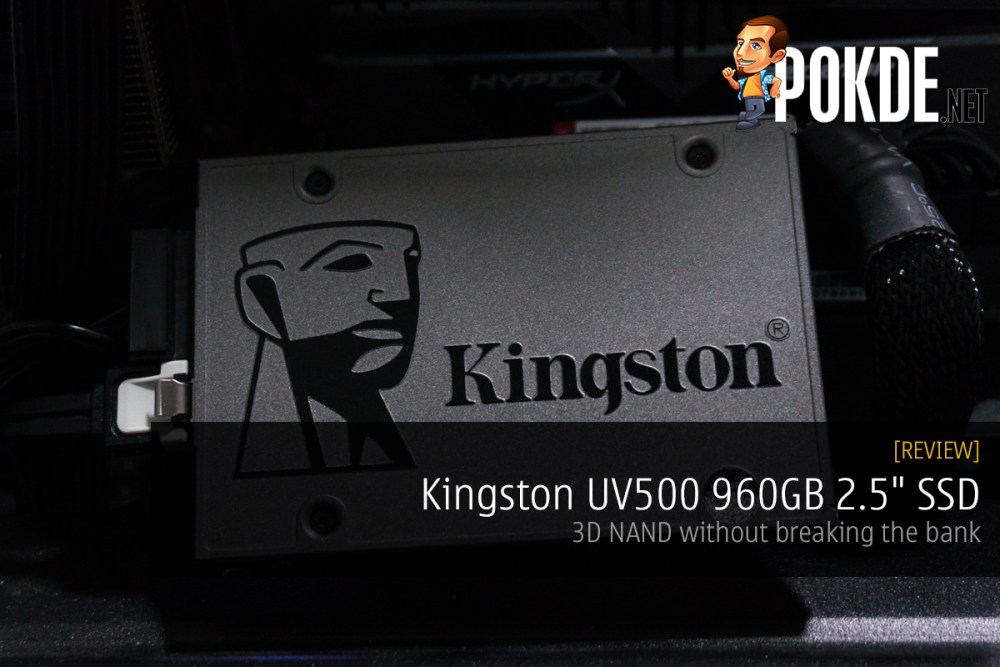 Kingston UV500 960GB 2 5