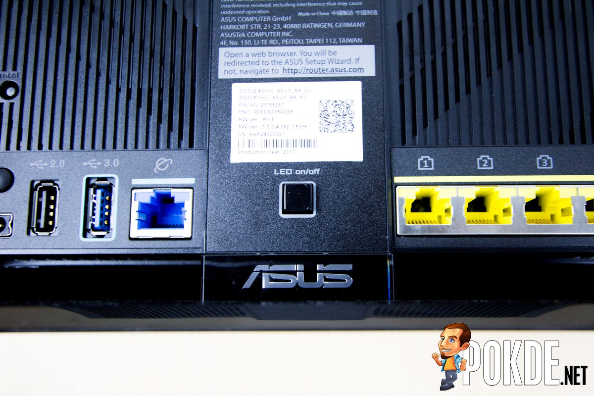 ASUS RT-AC86U Wireless-AC2900 Review - featuring AiMesh for Ultimate