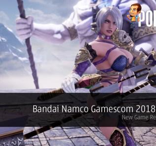 Bandai Namco Gamescom 2018 Lineup Announced
