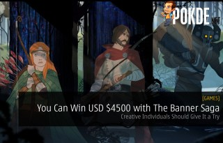 You Can Win USD $4500 with The Banner Saga