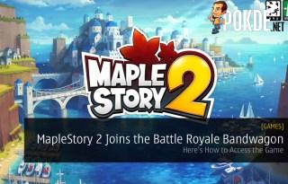 MapleStory 2 Joins the Battle Royale Bandwagon