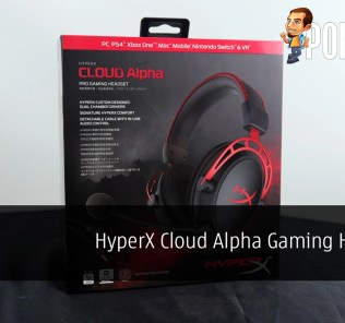Unboxing the HyperX Cloud Alpha Gaming Headset