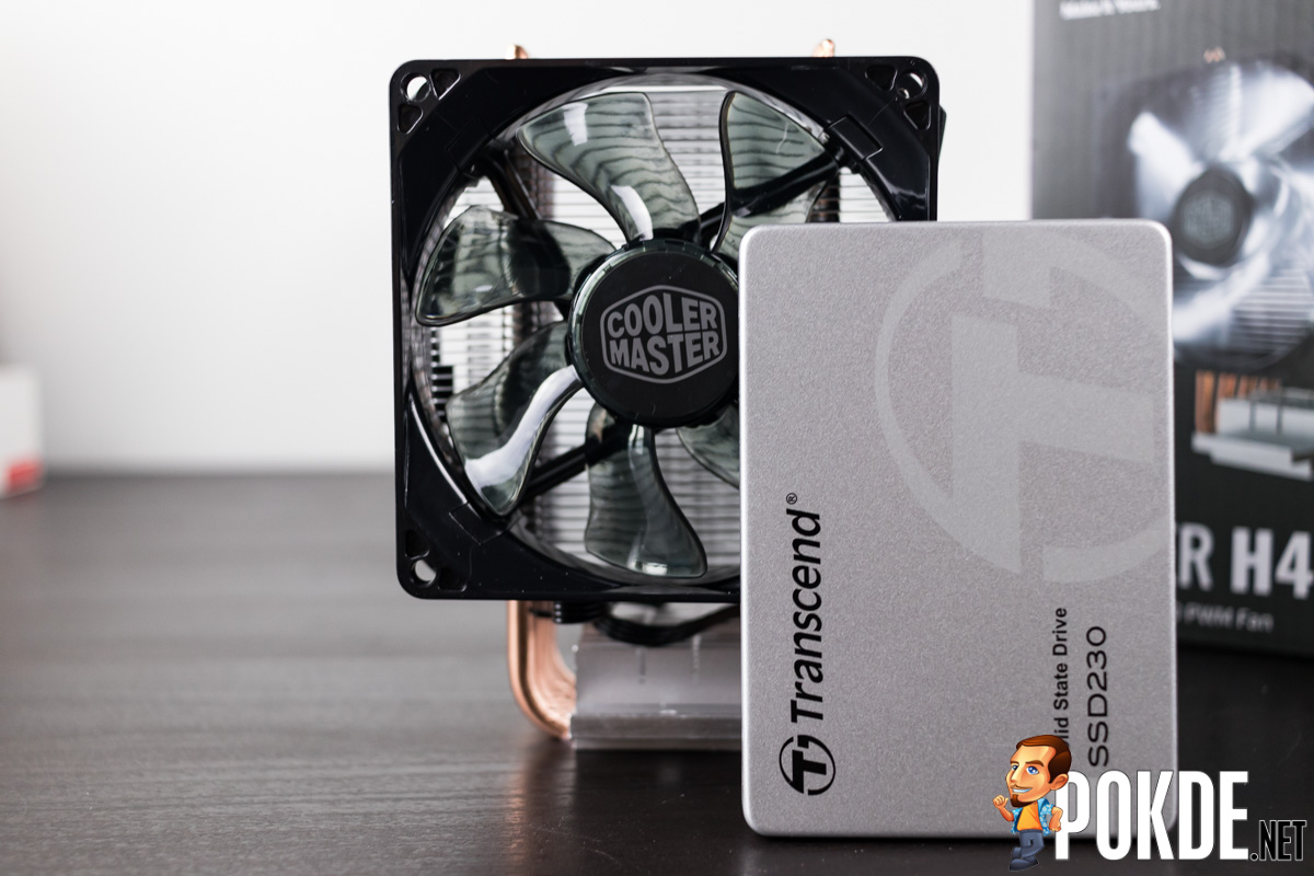 Cooler Master Hyper H411R review — the little cooler that