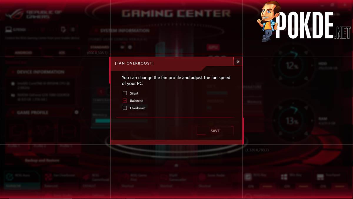 ASUS ROG Chimera G703GI review — blurring the lines between desktops