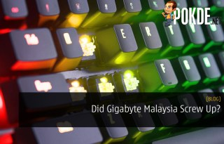 Did Gigabyte Malaysia Screw Up? Refuses to Honour AORUS K9 Warranty Claim