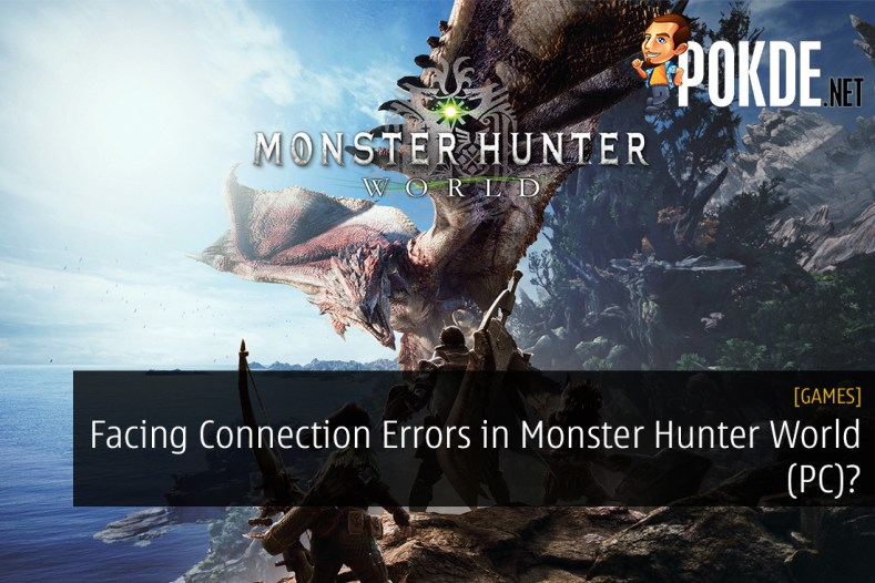monster hunter world matchmaking issues pc