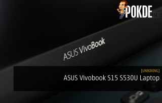Unboxing the ASUS Vivobook S15 S530U Laptop