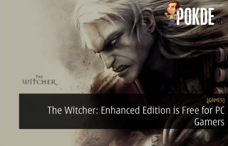 The Witcher: Enhanced Edition is Free for PC Gamers