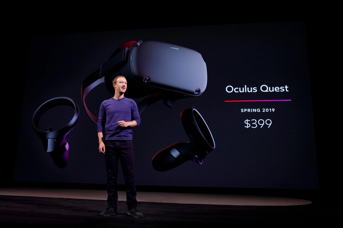Oculus Quest Unveiled — Coming In Spring 2019 – Pokde