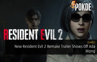 New Resident Evil 2 Remake Trailer at TGS 2018 Shows Off Ada Wong