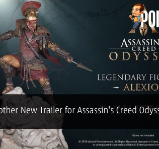 Another New Trailer for Assassin's Creed Odyssey Surfaced - Alexios Legendary Figurine Announced 20