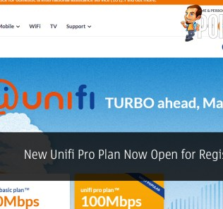New Unifi Pro Plan Now Open for Registration - Affordable 100Mbps Plan