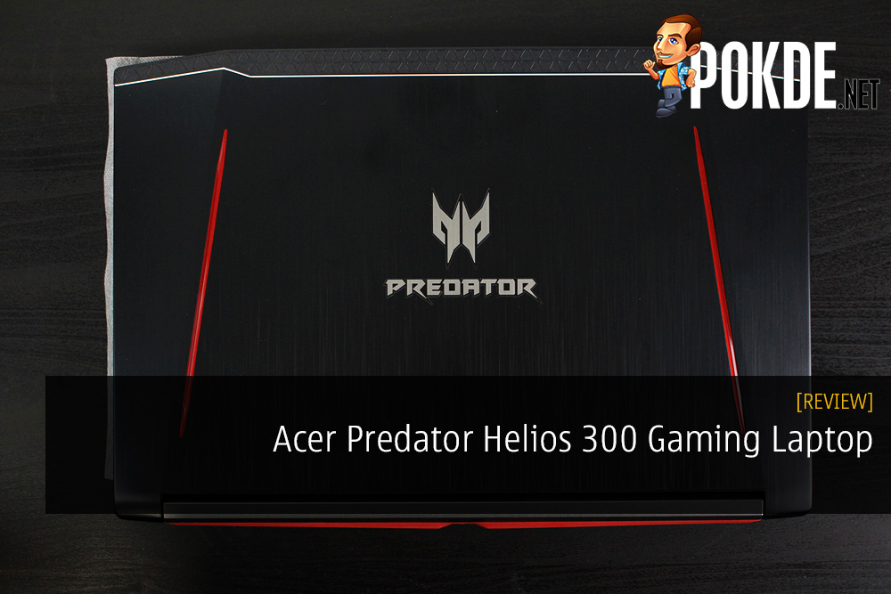 Acer Predator Helios 300 Gaming Laptop Review