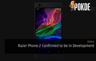 Razer Phone 2 Confirmed to be in Development