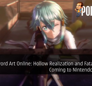 Sword Art Online: Hollow Realization and Fatal Bullet Coming to Nintendo Switch